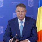 Iohannis: Pericolul epidemiei nu a trecut ieri, odată cu decizia CCR