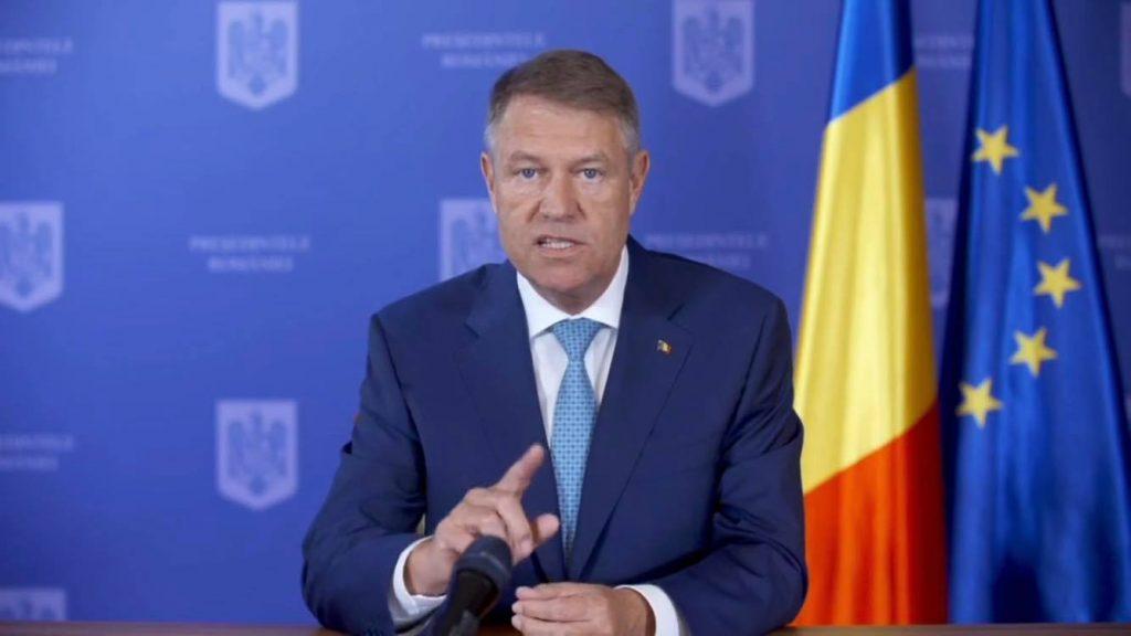Iohannis, mesaj înainte de Paști: Rămân în vigoare absolut toate restricțiile. Nu ne jucăm cu viața românilor