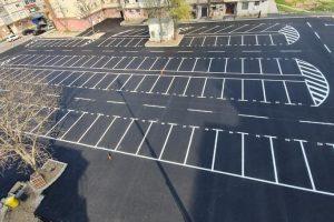 O parcare cu peste 100 de locuri, amenajată în zona Soarelui în locul garajelor