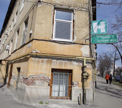 DSP a amendat Maternitatea Odobescu cu 10.000 de lei