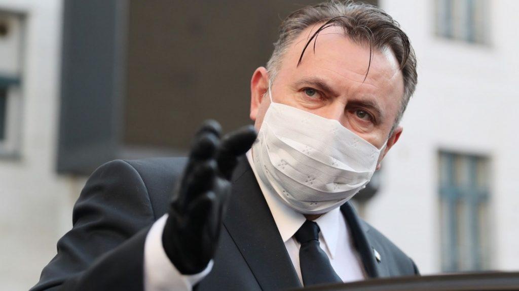 Ministrul Sănătății, Nelu Tătaru, vine în vestul țării