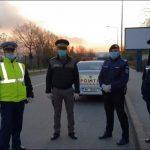 """527 de timişeni sunt în carantină. Câte amenzi le-au mai dat poliţiştii şi jandarmii celor plecaţi la """"plimbare"""""""