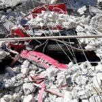 Doi muncitori, prinşi sub dărâmături după prăbuşirea unui turn la mina Uricani