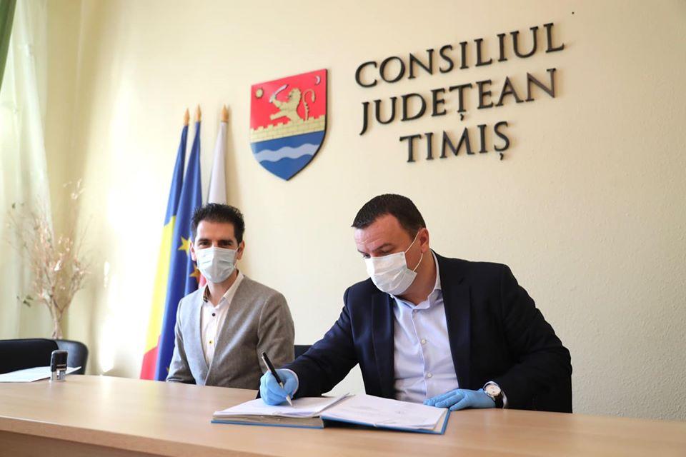 Drumul dintre Bazoșu Nou și Recaș va fi asfaltat