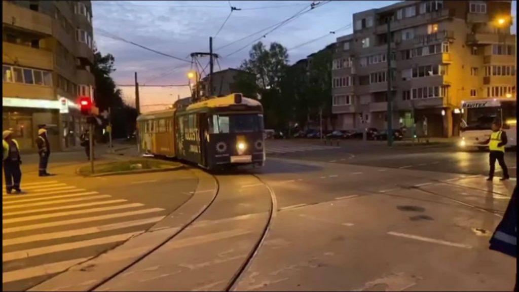 Tramvaiele de pe liniile 4 și 7 vor circula deviat sâmbătă