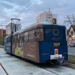 De luni putem ajunge cu tramvaiul până la mall-ul din sudul orașului