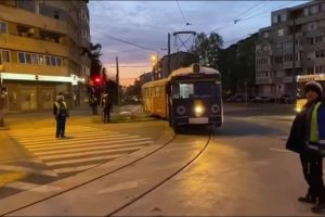 A fost finalizată linia de tramvai care merge la mall în Calea Şagului