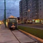 Tramvaiele de pe linia 7 revin pe vechiul traseu