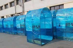 Cinci tuneluri dezinfectante vor fi amplasate în piețele din Timișoara