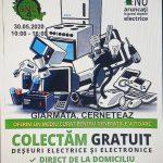 Campanie de colectare a DEEE-urilor în comuna Giarmata