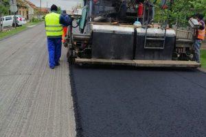 Drumurile din Caraş unde DRDP Timişoara execută lucrări