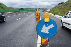 Restricţii de circulaţie pe A1