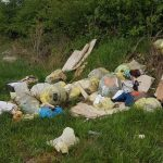 Ce i-a dat de gol pe nesimţiţii care şi-au aruncat gunoiul pe câmp lângă Buziaş