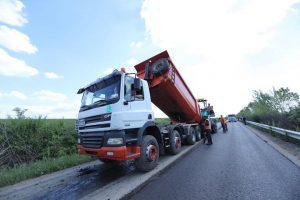 O companie italiană va executa drumul de legătură autostrada A1 – DN 69