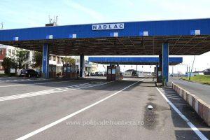 Se modifică orarul pentru intrarea în Ungaria pe la Nădlac I