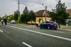 Poliţiştii de la Rutieră au dat aproape 100 de amenzi pe zi