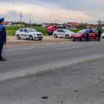 Poliţiştii de la Rutieră au dat aproape 400 de amenzi în ultimele 4 zile
