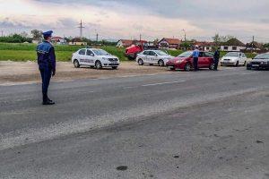 Polițist din Timișoara, confirmat cu Covid-19