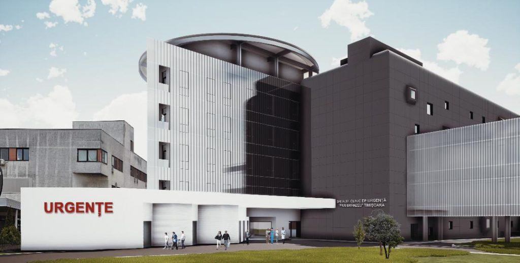 Centru de arși nou, Urgențele, secția ATI și cea de chirurgie de la Judeţean, într-o singură clădire
