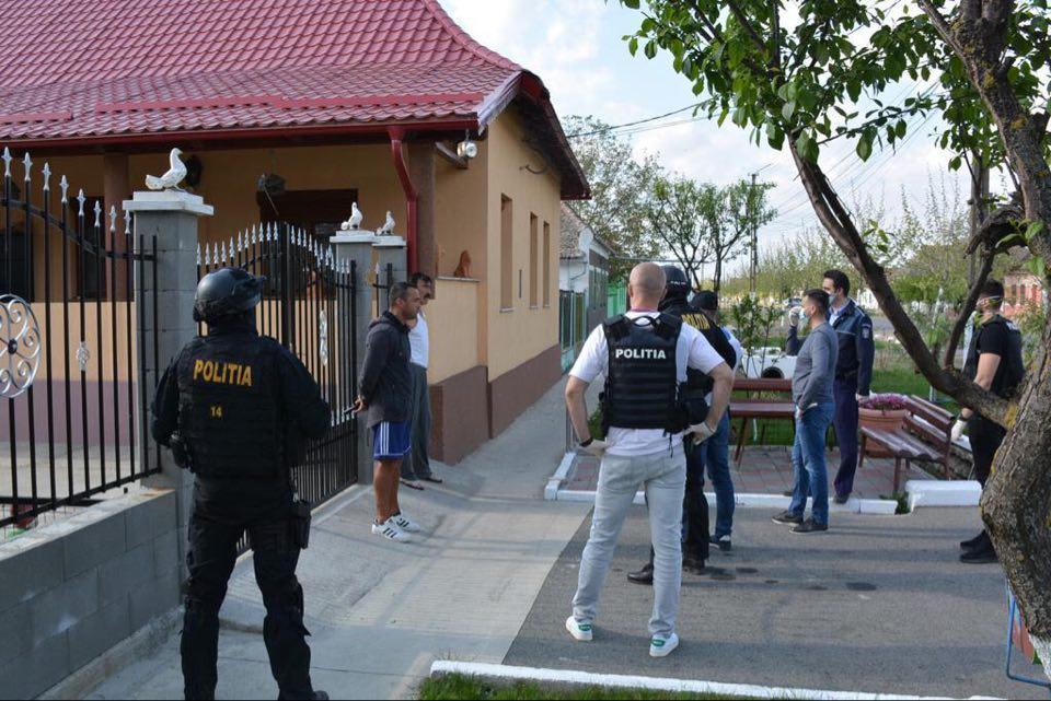 Razie în Timişoara şi în împrejurimi. Poliţiştii au dat amenzi de 140.000 de lei