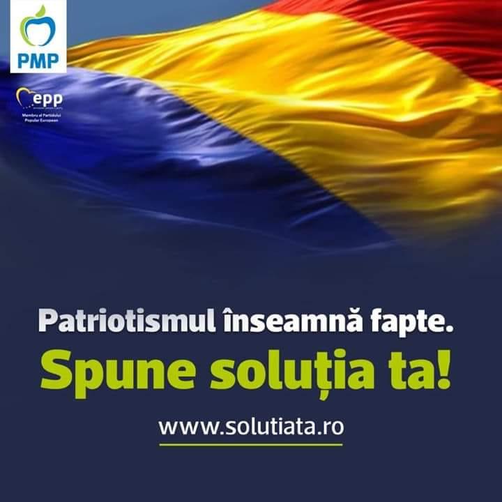 PMP vrea să colecteze de la români cele mai bune soluţii