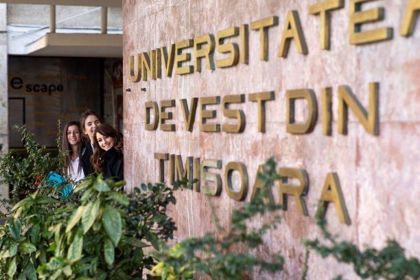 Universitatea de Vest din Timișoara organizează centre județene de admitere în opt municipii reședință de județ