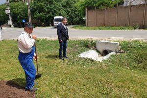 Locuitorii comunei Satchinez vor beneficia de servicii de canalizare