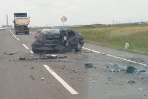 Trei persoane din Timisoara decedate in urma unui accident pe Centura de nord a Craiovei