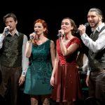 Primul spectacol în aer liber al Teatrului Maghiar: întâlnire muzicală la fostul cinematograf Arta
