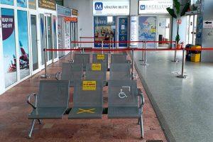 Pasagerii pot tranzita Aeroportul Internaţional Timişoara în siguranță!