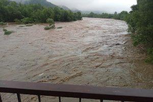 Cod Portocaliu de inundații în Timiș și alte 5 județe din țară
