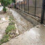 Creșteri de debite pe cursurile mijlocii ale râurilor Bega și Timiș