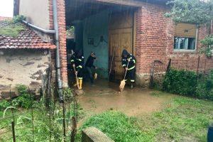 Judeţul Timiş, în continuare sub ameninţarea inundaţiilor