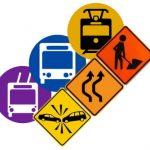 Atenţie, călători! Mai multe mijloace de transport circulă deviat în week-end