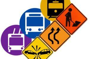 Atenţie, călători! Mai multe mijloace de transport vor circula deviat