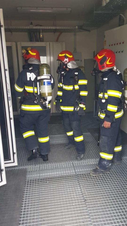 În minivacanța de Paști, pompierii timișeni au intervenit la 271 de solicitări