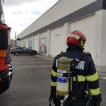 Pompierii, chemaţi la Lidl Ghiroda. Ce s-a întâmplat