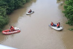 Pompierii atrag atenţia: pericol de înec în râurile din Timiş!