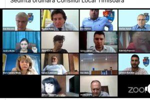 Proiect blocat în şedinţa Consiliului Local Timişoara
