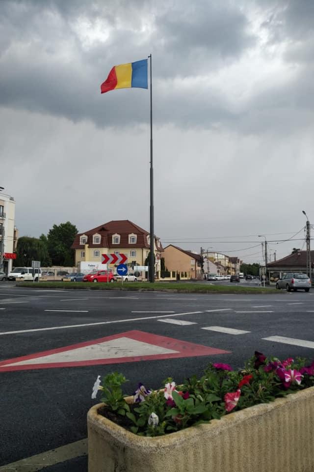 Un nou obiectiv finalizat în Calea Lipovei
