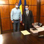 Primarul din Buziaş s-a întors cu vești excelente de la București: aquaparc regional, realizat din fonduri europene