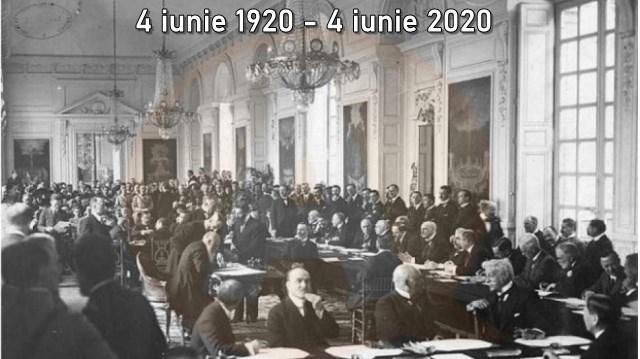 Alfred Simonis: De ce NU vrea Iohannis ca românii să sărbătorească Centenarul Tratatului de pace de la Trianon?