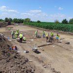 Ce vestigii au fost descoperite pe şantierul viitoarei centuri de sud a Timişoarei