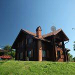 S-a redeschis resortul agroturistic de patru stele, construit pe locul unui vechi sat depopulat