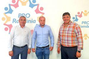 Pro România Timiș a făcut alianţe cu ALDE şi PSD pentru două comune din judeţ