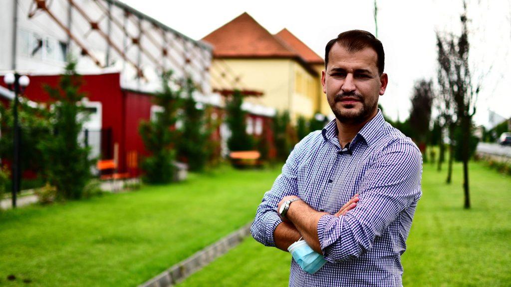 """Cristian Rusu, candidatul PSD pentru fotoliul de primar a pus bazele unui proiect de dezvoltare administrativă: """"Proiectul pentru Jebel"""""""