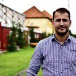 Cristian Rusu, candidatul PSD pentru Primăria Jebel/VIDEO