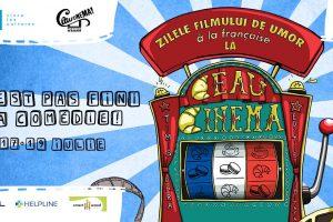 Comedia franceză se vede la Ceau, Cinema!
