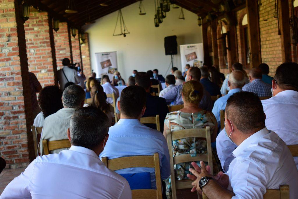 Întâlnire de lucru a conducerii ANANP cu primarii din Timiș/VIDEO