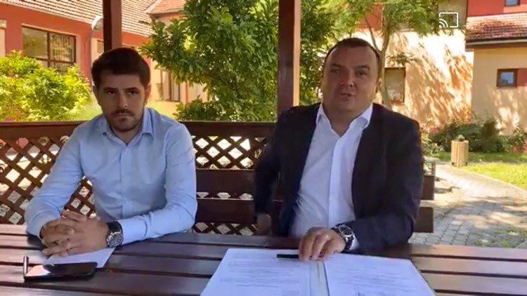 S-a semnat autorizația pentru introducerea canalizării și extinderea rețelei de apă la Șag